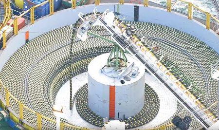 Prysmian invertirá en un nuevo buque cablero para instalar cables submarinos