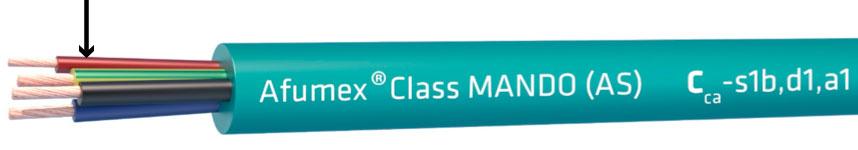 Afumex® Class MANDO (AS)