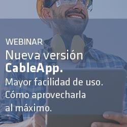 Webinar uso CableApp