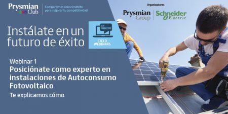 Posiciónate como experto en instalaciones de autoconsumo fotovoltaico