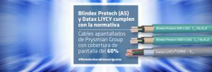 Soluciones en cables apantallados de Prysmian Group