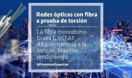 La importancia de la capacidad de torsión de las fibras de las Redes Ópticas