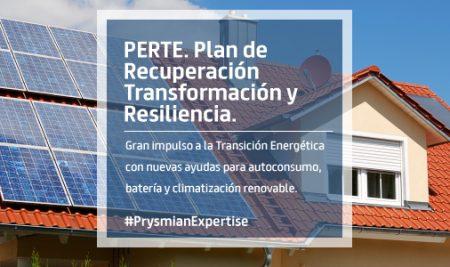 PERTE. Plan de Recuperación Transformación y Resiliencia.