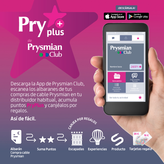 PryPlus de Prysmian Club